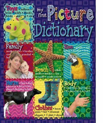 My First Picture Dictionary,Sarah Phillips