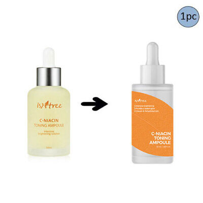 [Isntree] C-Niacin Toning Ampoule 50ml