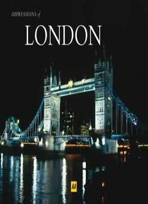 London (Impressions of Series),AA Publishing