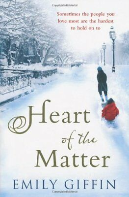 Heart of the Matter,Emily Giffin- 9781409123637