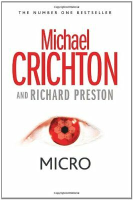 Micro,Michael Crichton, Richard Preston