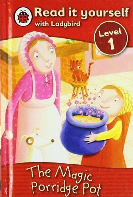 Riy the Magic Porridge Pot Exp,Ladybird