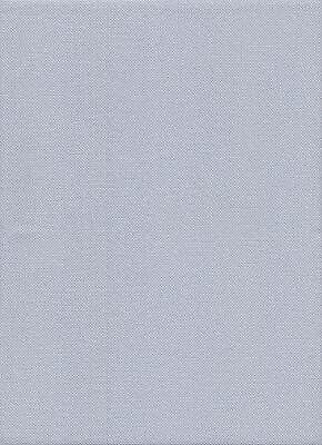 25 count Zweigart Lugana Evenweave Cross Stitch Fabric Pewter size 49 x 69cms