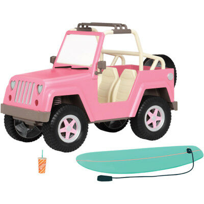 Our Generation 4x4 Off-Road Vehicle for Dolls with Accessories 37279Z NEW