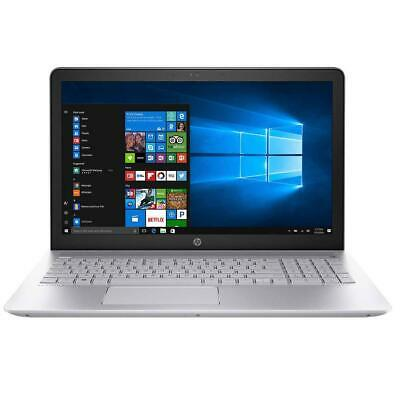 "HP Pavilion 15-CC123CL 15.6"" Touchscreen Notebook, Silver (Refurbished by HP)"
