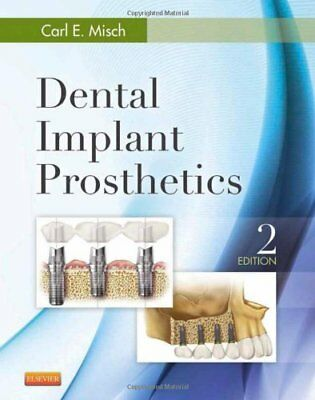 [PDF] Dental Implant Prosthetics 2nd Edition by Carl E. Misch - Email Delivery