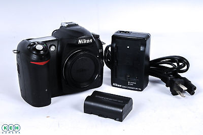 Nikon D50 Digital SLR Camera Body, Black {6.1 M/P} #1549