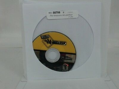 The Simpsons Hit And Run Gamecube  Good