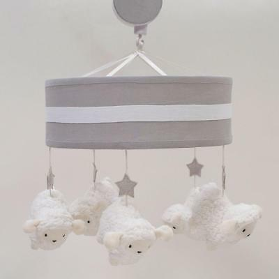 Lambs & Ivy Signature Goodnight Sheep Musical Mobile