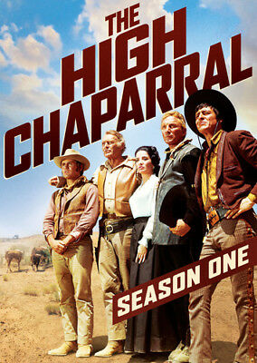 High Chaparral: Season One (REGION 1 DVD New)