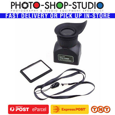 GGS 3.0x HDSLR Foldable Viewfinder (made for Canon EOS 5D III) *Australia Stock*