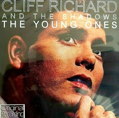 NEW SEALED - CLIFF RICHARD & THE SHADOWS - THE YOUNG ONES - Pop Music CD Album
