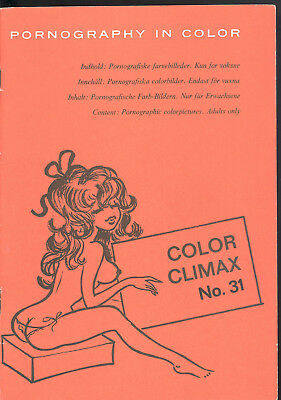 ColorClimaxn°31