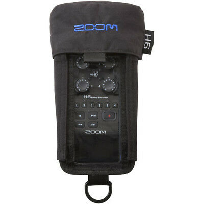 BRAND NEW Zoom ZPCH6 Protective Case for ZOOM H6 Handy Recorder (Case ONLY) NEW