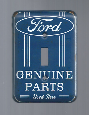 Ford Genuine Parts Used Here Light switch Cover -Matching Screws Included New