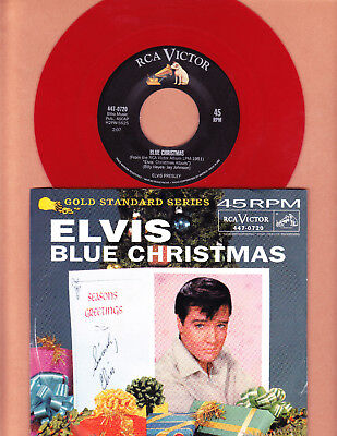 christmas elvis presley blue christmas wooden heart jukebox - Blue Christmas Elvis Presley