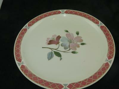 """REPLACEMENT VINTAGE CHINA Wedgwood Starter Plate """"ALBANY"""" UNUSED 1960s"""
