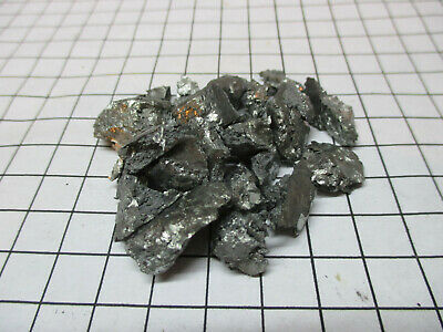 Yttrium Metal Element Sample - 20g Chunks 99.9% Pure - Periodic Table