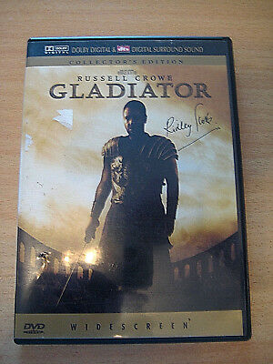 Gladiator **russel crowe Collector Edition  DVD Film