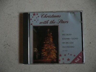 Nat King Cole Weihnachtslieder.Christmas With The Stars Vol 1 Cd Weihnachtslieder Bing Crosby Nat King Cole