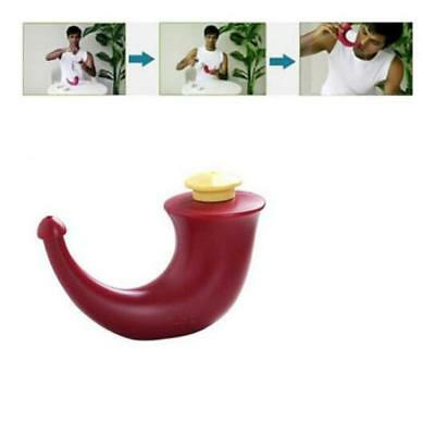 Rinsing Nose Clean Sinuses Plastic Neti Pot Yoga Nasal Wash System Care Pot