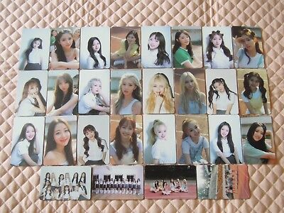 Monthly Girl LOONA 1st Mini Album Hi High Photocard KPOP