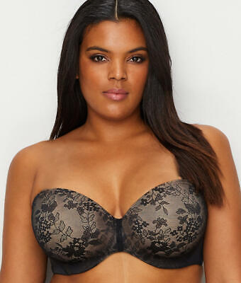 cc95c44eba58b CURVY COUTURE STRAPLESS Multi-Way Push-up Bra - Women s -  39.99 ...