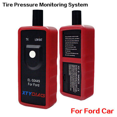 For Ford Car Red EL-50449 Tire Pressure Monitor Sensor TPMS Activation Tool