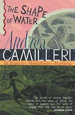 The Shape of Water (Inspector Montalbano Mysteries),Andrea Camilleri
