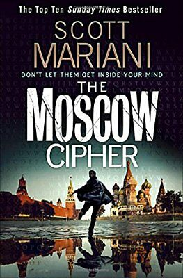 The Moscow Cipher (Ben Hope, Book 17),Scott Mariani