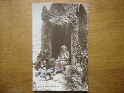 1912 CPA Postcard MASTROIANNI Allegorie Heureuse Mere n°218 editions NOYER