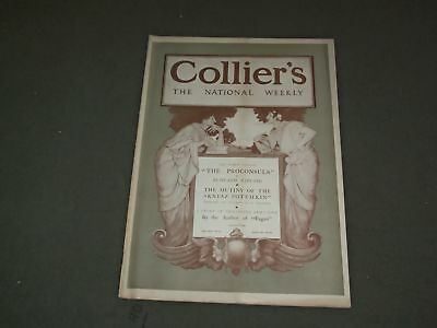 1905 August 5 Collier's Magazine - Maxfield Parrish Cover - F 577