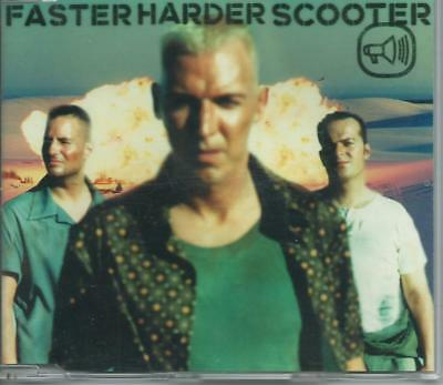 Cd - Scooter - Faster Harder