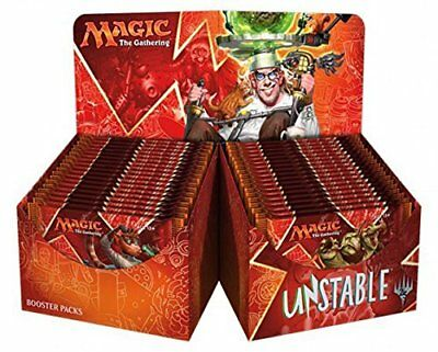 Magic The Gathering: Unstable Booster Box Factory Sealed