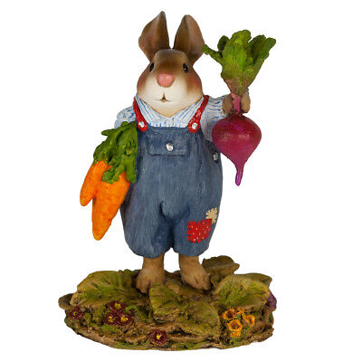 MR. HARVEST BUNNY by Wee Forest Folk, WFF# B-20, Thanksgiving Rabbit