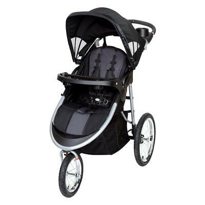 Baby Trend Cityscape Jogger - Black Slate