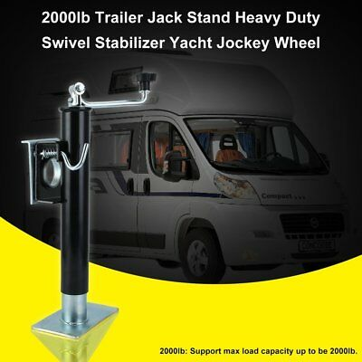 Trailer caravan canopy jack stand. 2267kg rated. heavy duty, 250mm extension AU