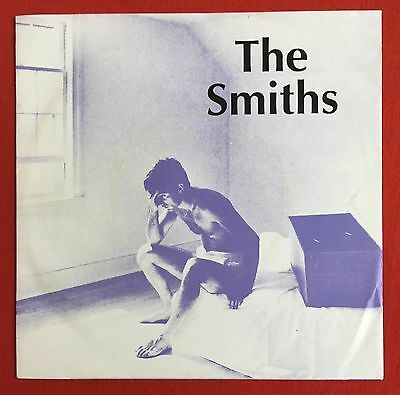 """THE SMITHS -How Soon Is Now- Dutch 7"""" in Lilac """"William"""" sleeve/Rough Trade lbl."""