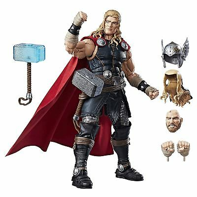 "Marvel Legends Thor Ragnarok Series 12"" Collectable Thor Figure Doll"