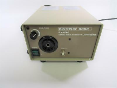 Olympus High Intensity Light Source ILX-6300