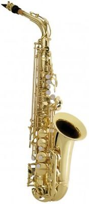 ANTIGUA AS2155LQ-GH Altsaxophon Messing lackiert, mit Case NEU!!