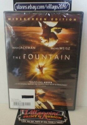 The Fountain (Widescreen Edition) New Dvd!! Free Shipping!!