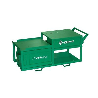 Greenlee Textron WK100-B WORKHORSE BENDING THREADING CART (07865)