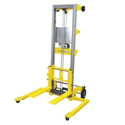 Sumner 782050 '1908' Light Duty Lift 8' x 350lb Capacity Material Lift