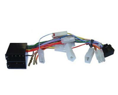 C2 21AL04 Wiring Harness Adaptor Power Lead Fits wire harness fits alpine stereo 16 pin new wiring connector a16a