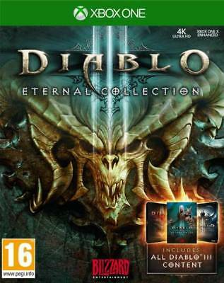 Diablo III 3 Eternal Collection Xbox One * NEW SEALED PAL *