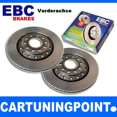 EBC Brake Discs Front Axle Premium Disc for Hyundai Atos Prime Mx D948