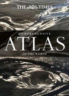 The Times Comprehensive Atlas of the World (Times Atlases) (Hardc...