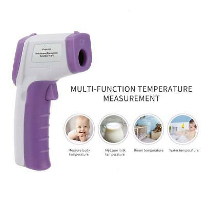 Non-Contact Laser Temperature Gun LCD Digital IR Infrared Thermometer Baby Body