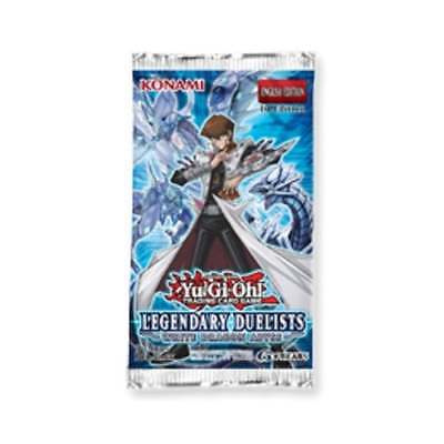 YU-GI-OH! LEGENDARY DUELISTS * White Dragon Abyss Booster Pack